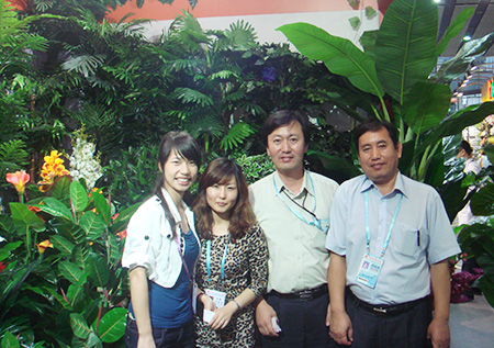 嘉伟和POPPY 公司合作7年,非常愉快!