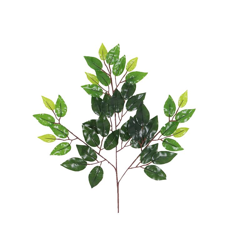 新橡塑布榕叶(绿)